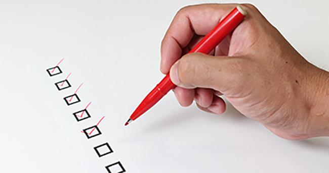 履歴書のチェックポイント&チェックリスト