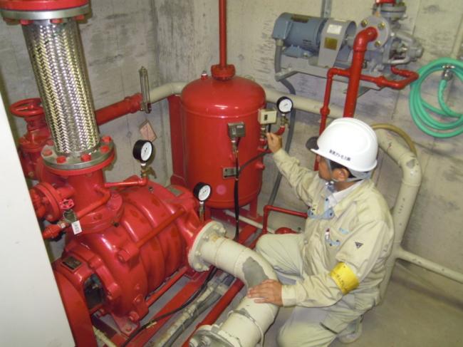 消防設備士の資格