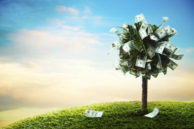 お金は無限の資産