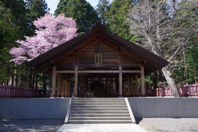 北海道神宮の開拓神社