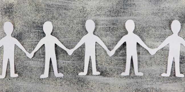 競争原理から協力原理へ移行する